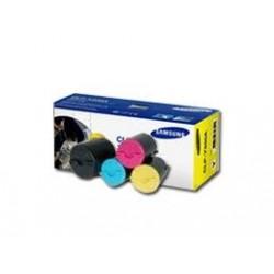 Pack de 4 toners Samsung pour CLP350 / CLP350N