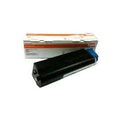 Toner noir haute capacité Oki pour B431 / MB491