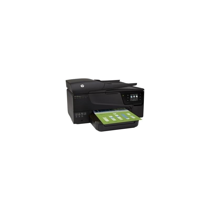 imprimante multifonction hp officejet 6700 jet d 39 encre. Black Bedroom Furniture Sets. Home Design Ideas