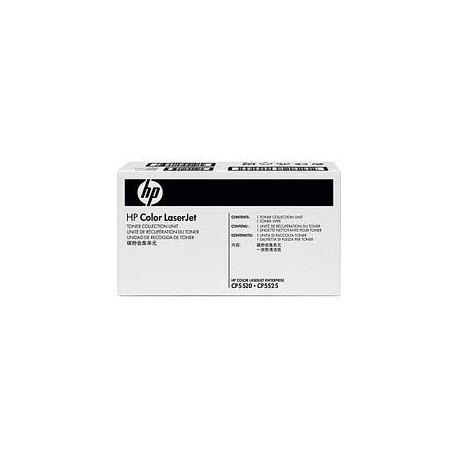 Bac de récupération d'encre usagée HP pour Color Laserjet CP5520/CP5525