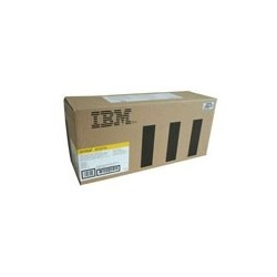 Toner Yellow IBM pour Infoprint color 1664