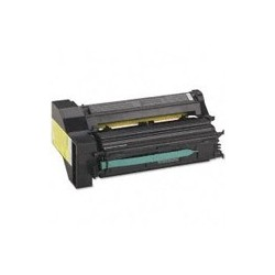 Toner yellow IBM pour infoprint color 1354