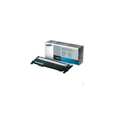 Toner cyan Samsung pour CLP360 / CLP365 / CLX3300 ... (ST984A)