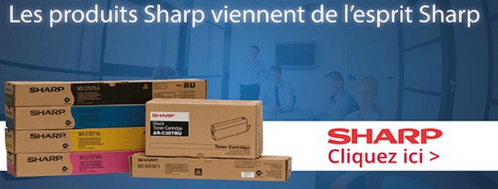 Produits SHARP