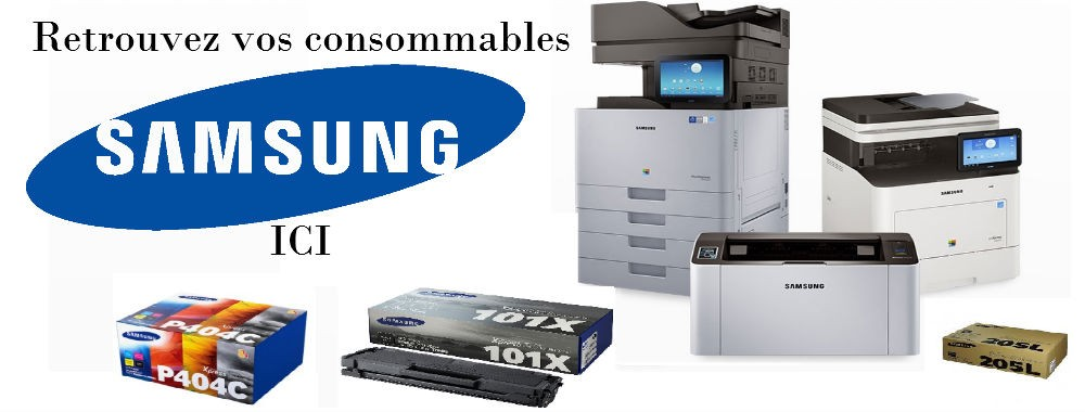 Consommables SAMSUNG