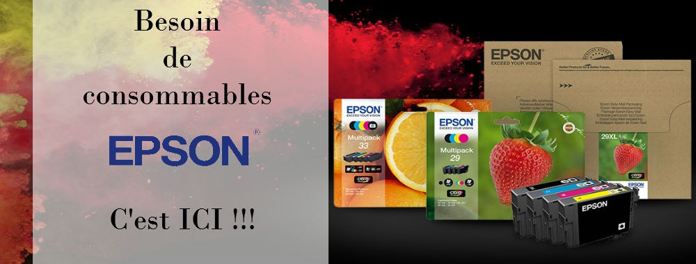 Consommables EPSON